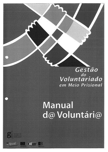 manual voluntariado capa